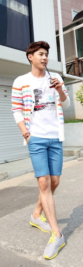 Korean men style