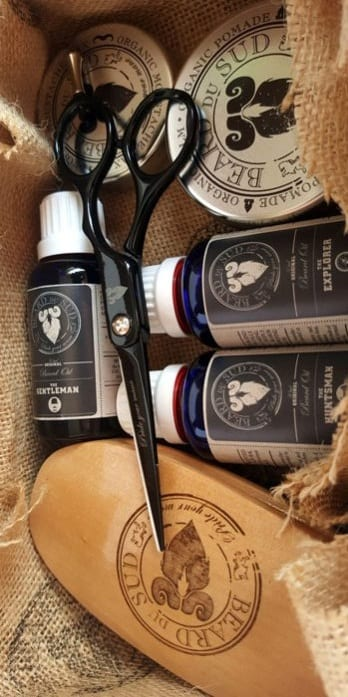 father's day gifts- beard grooming kit
