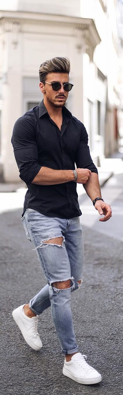 weekend outfit ideas men