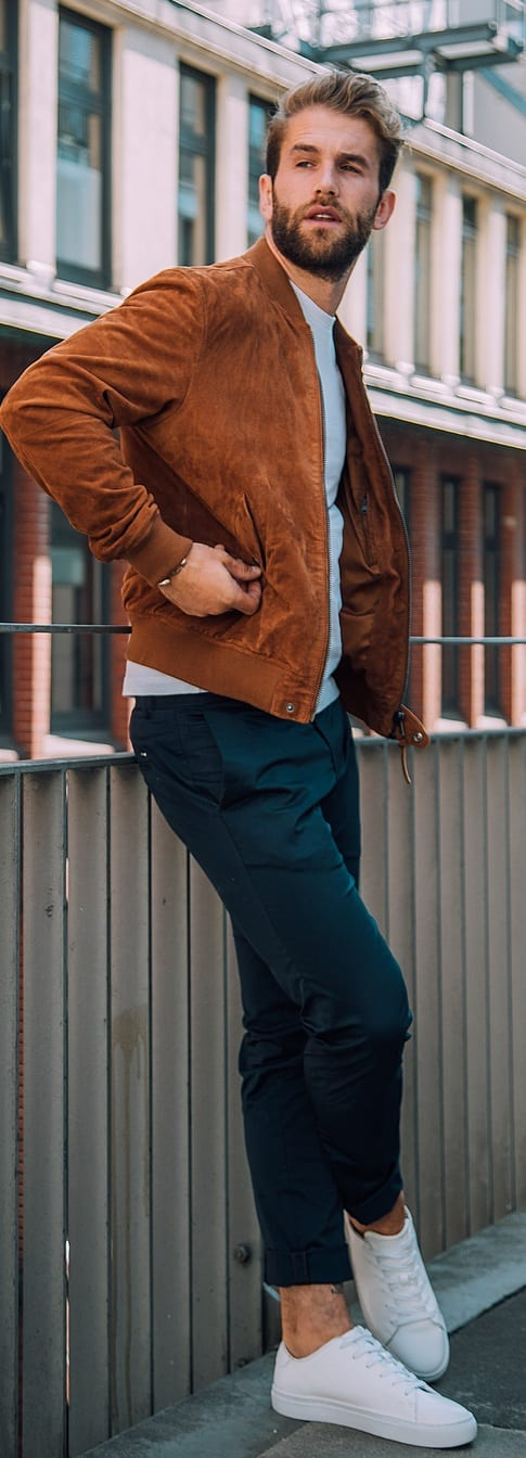 Best Dressed Men Style Inspirations