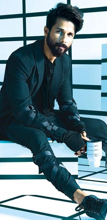 Shahid Kapoor fashion sense