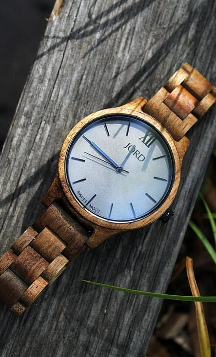 Stylish Wooden Watch For Guys
