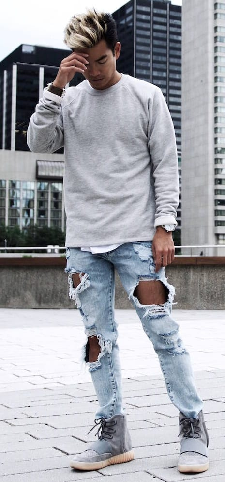 15 Stunning Yeezy Outfit Ideas For Men