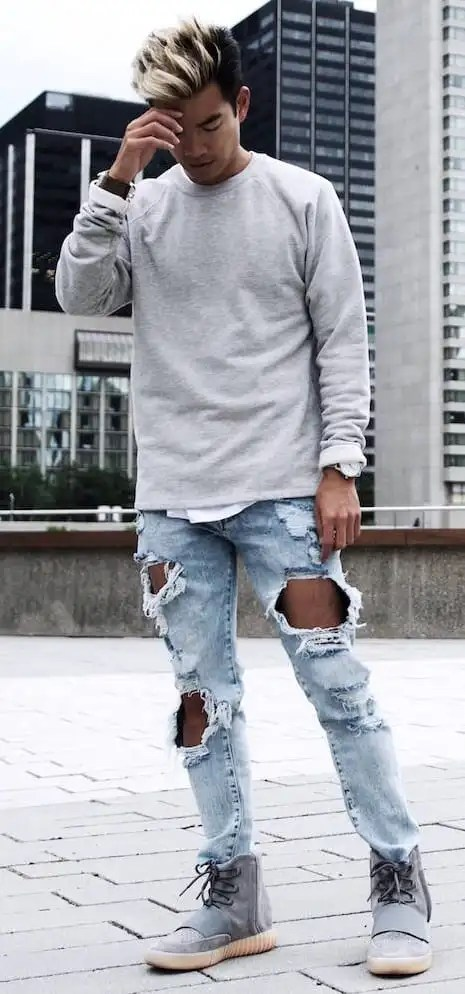 Yeezy Outfit Ideas For Men