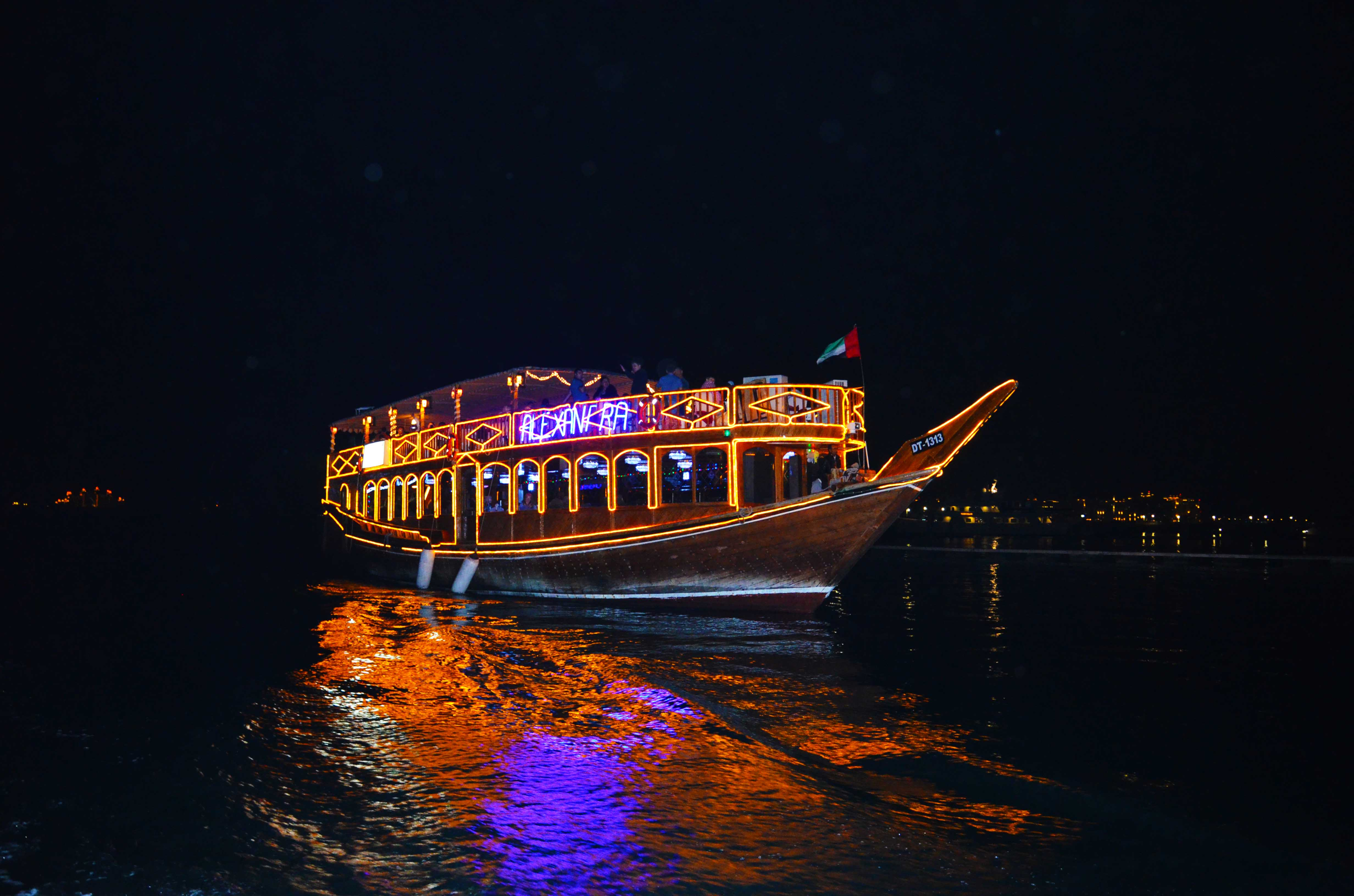 dhow cruise in dubai tour package pricing
