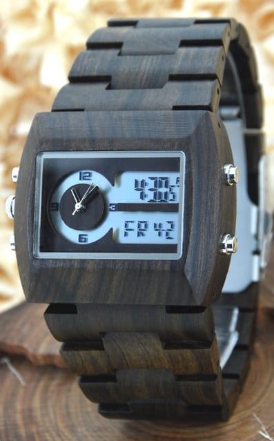 stylish wooden watches for men