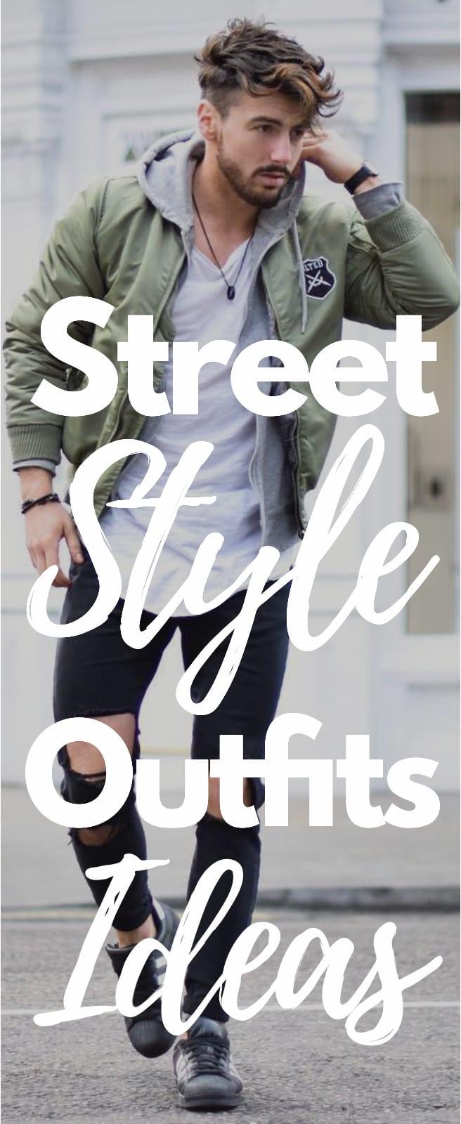 10 Stunning Looks For Men To Ace The Street Style