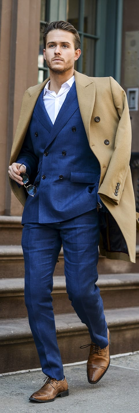 Amazing Tailored Suit For Men