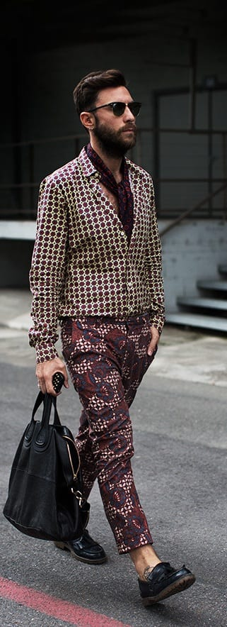 Fashionable Mix Match Outfit Ideas For Men To Try