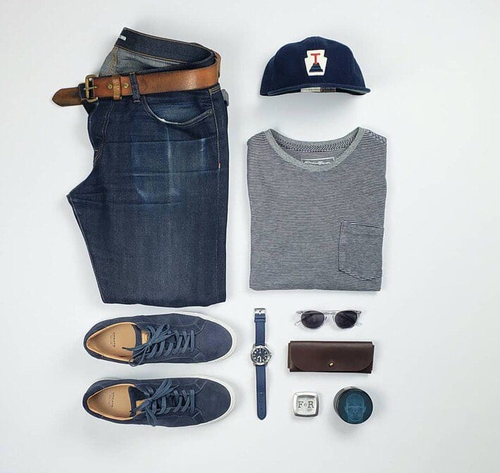 Fashionable Outfit Of The Day Ideas For Men