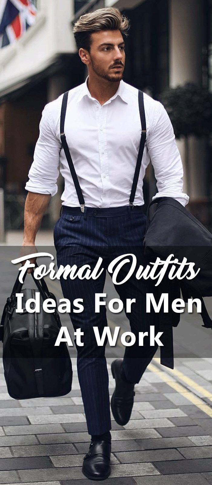 Formal Outfits Ideas For Men At Work