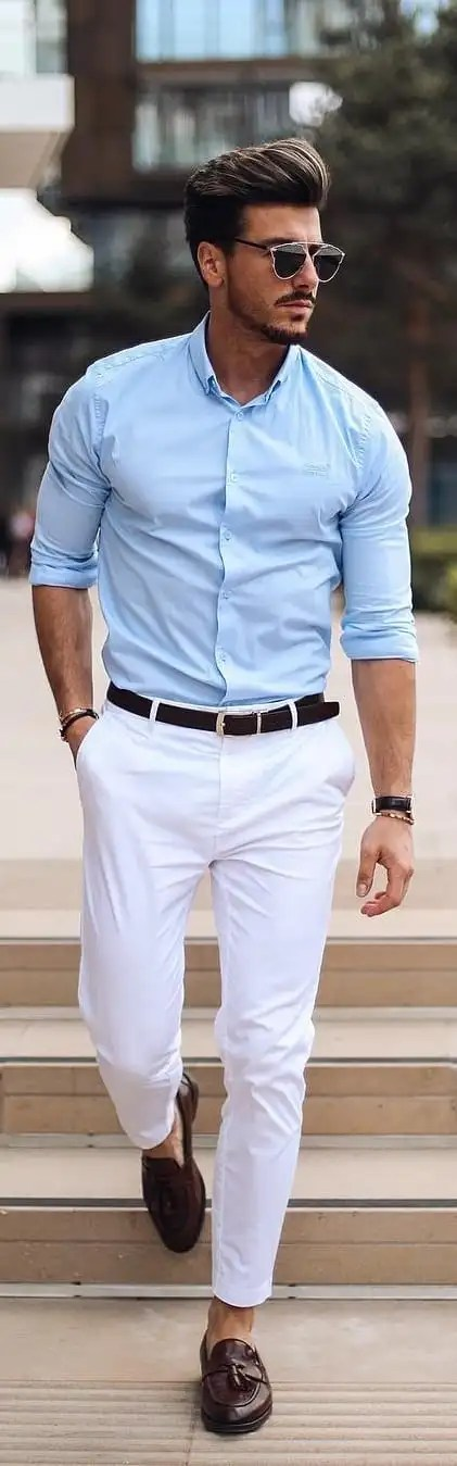 Formal outfit idea for men