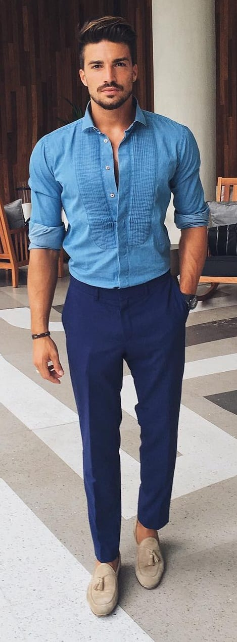 Semi Formal Outfit Ideas For Men To Style Right Now