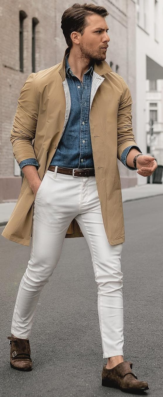 Semi Formal Outfit Ideas For Men To Try Now