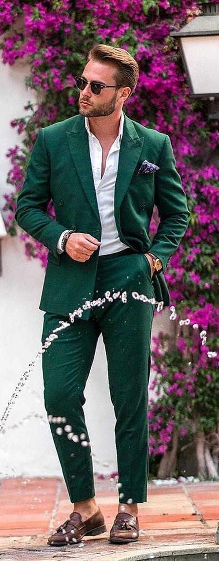 Sophisticated Birthday Outfit Ideas For Men