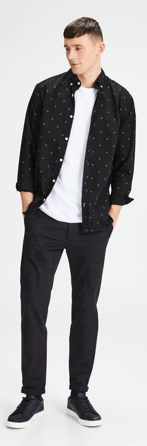 Trendy Micro Print Outfit Ideas For Men To Try