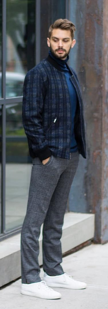 Trendy Pattern Outfit Ideas For Men