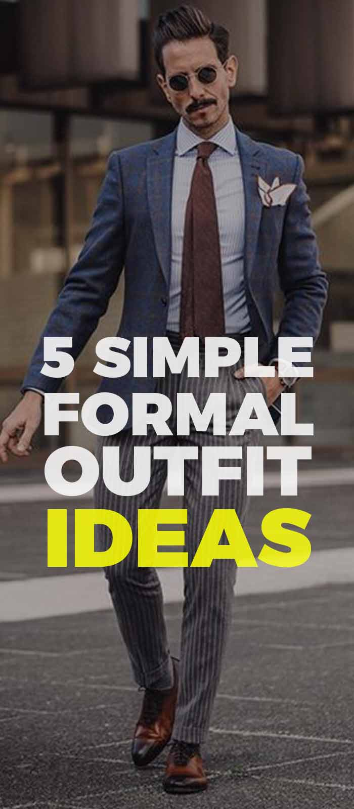 best-formal-outfits-for-men-2020