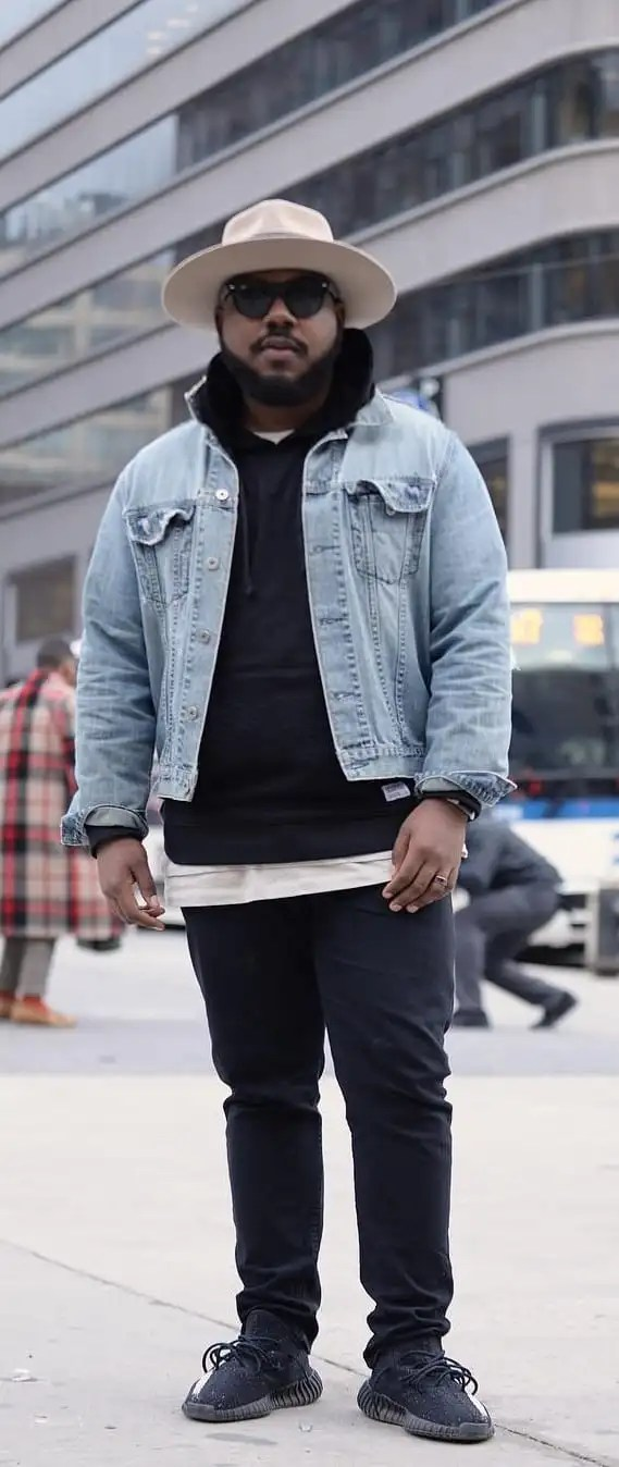 Amazing Fat Men Outfit Ideas