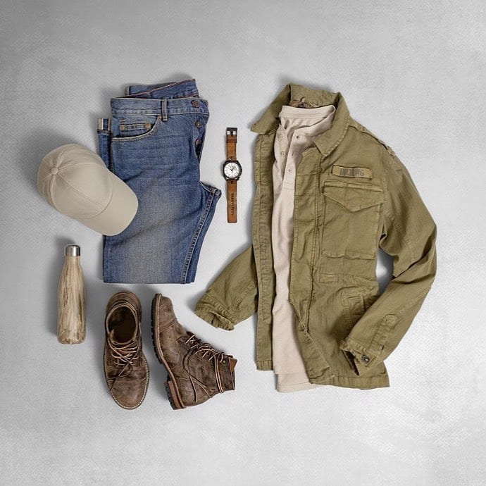 AmazingOutfit Of The Day Ideas For Men
