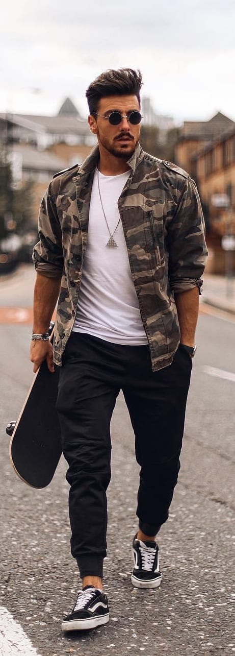 Best Dressed Men Outfit Ideas