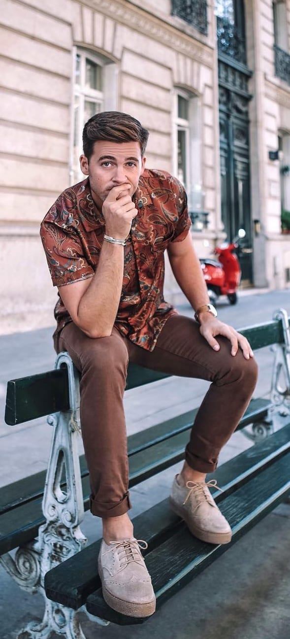Best Dressed Men Outfit Ideas to Steal