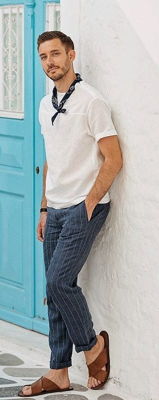 Effortless Casual Outfit For Men