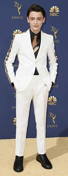 Noah Schnapp - Best Dressed Men Of The Week