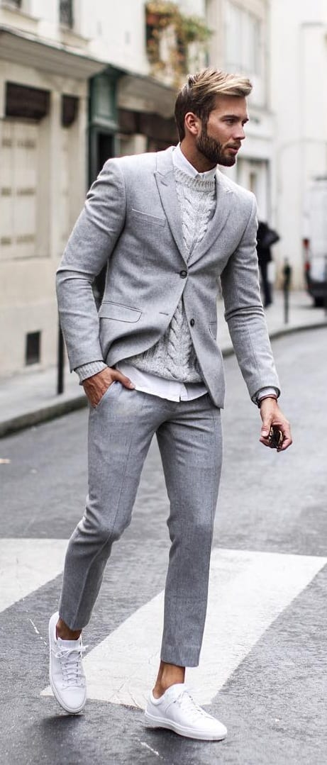 Sophisticated Suit Combination Ideas For Men