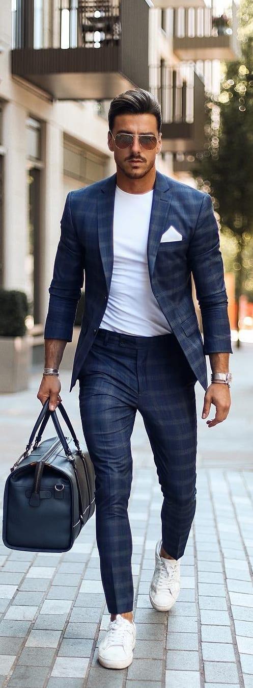 Stunning Modern Workwear For Men