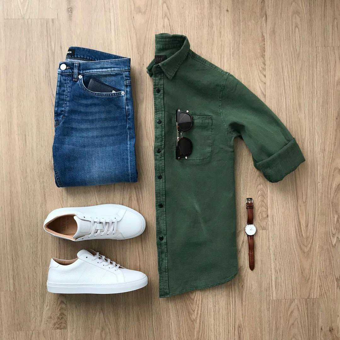 Stunning Outfit Of The Day Ideas For Men