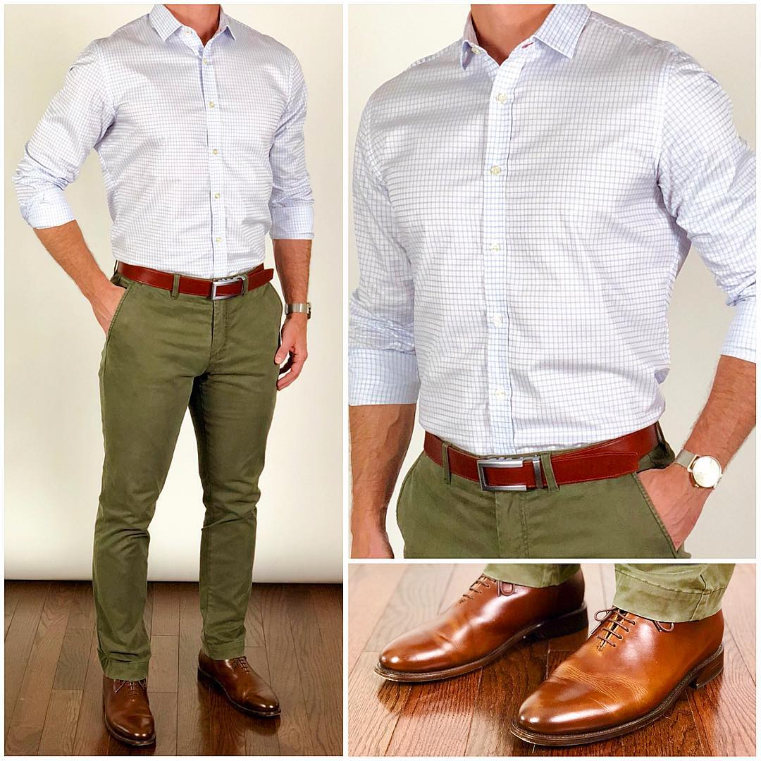Trendy Semi Formal Outfit Ideas For Men