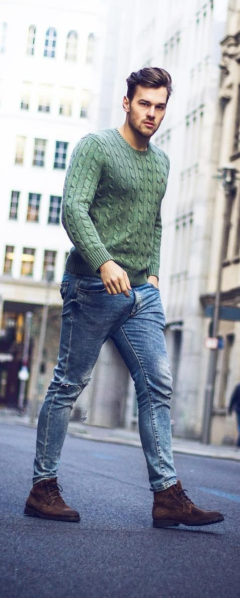 Casual Fall Outfit Ideas For Men