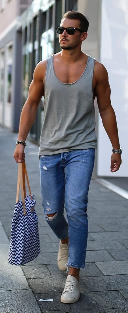 Trendy Summer Outfit Ideas For Men