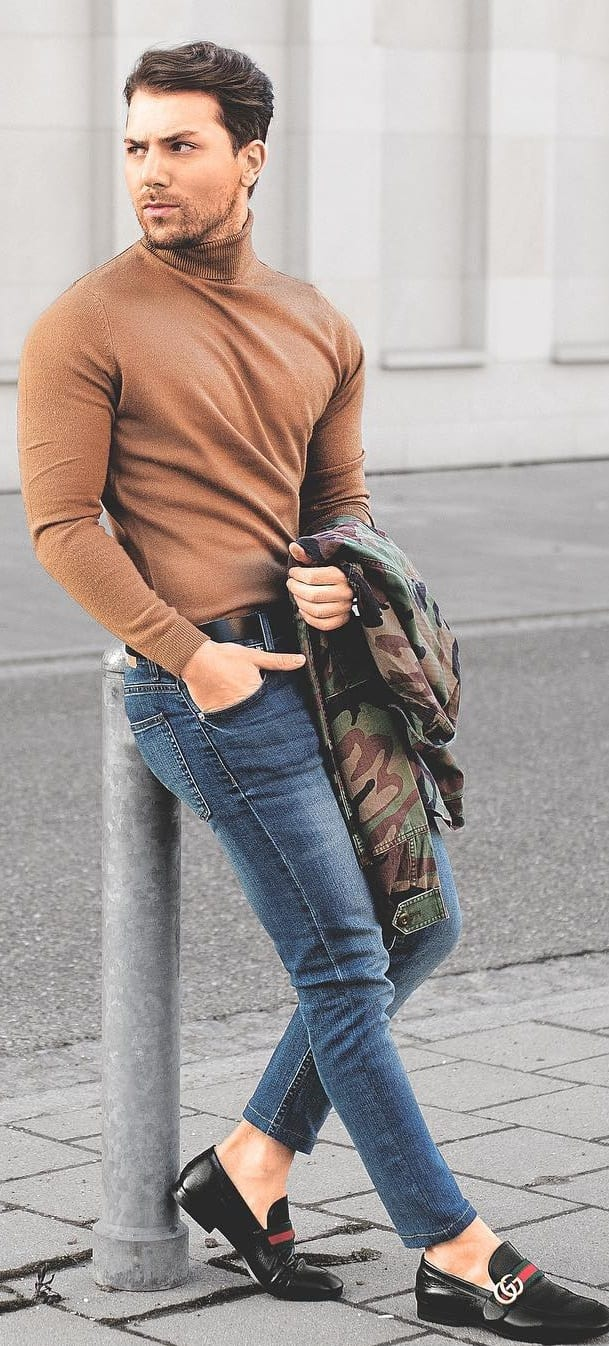 Trendiest Sweater Outfit Ideas For Men