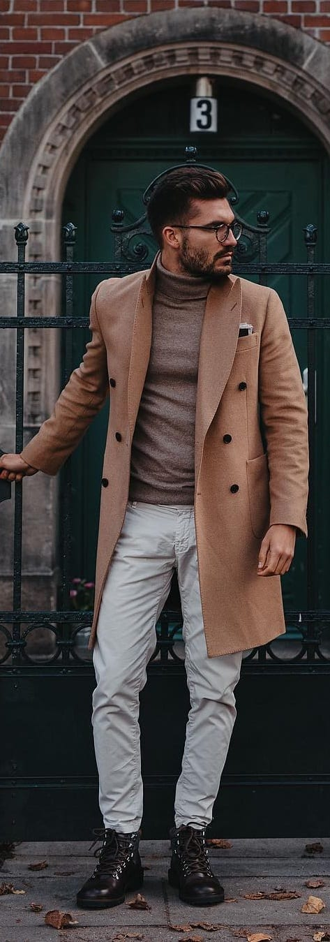 Captivating New Year Outfit Ideas For Men
