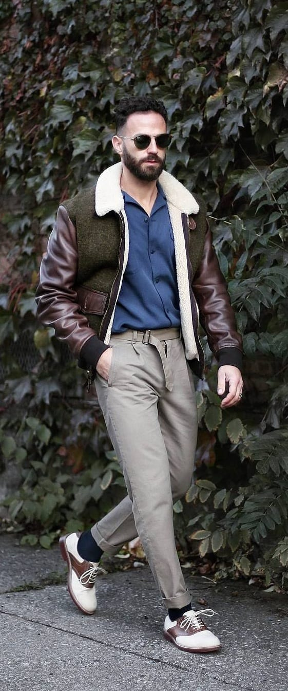 Classy Jacket Outfit Ideas For Men