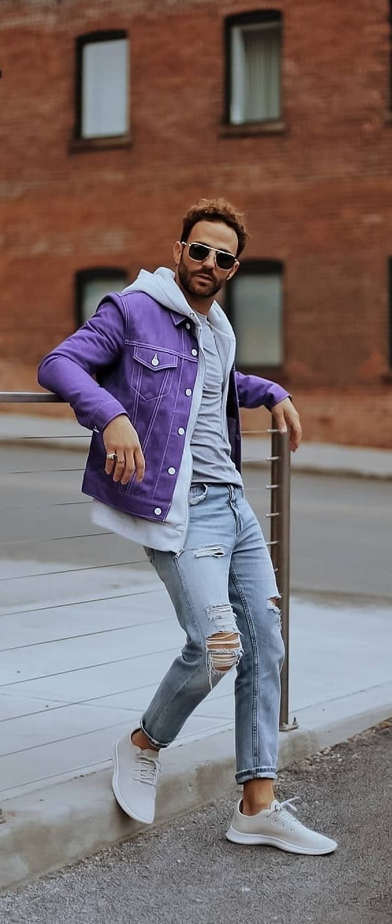 Hoodie Outfit Ideas For Men