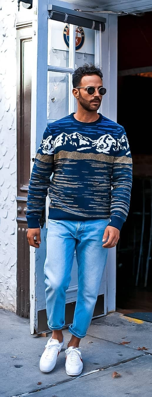 Stunning Winter Style Outfit Ideas For Men