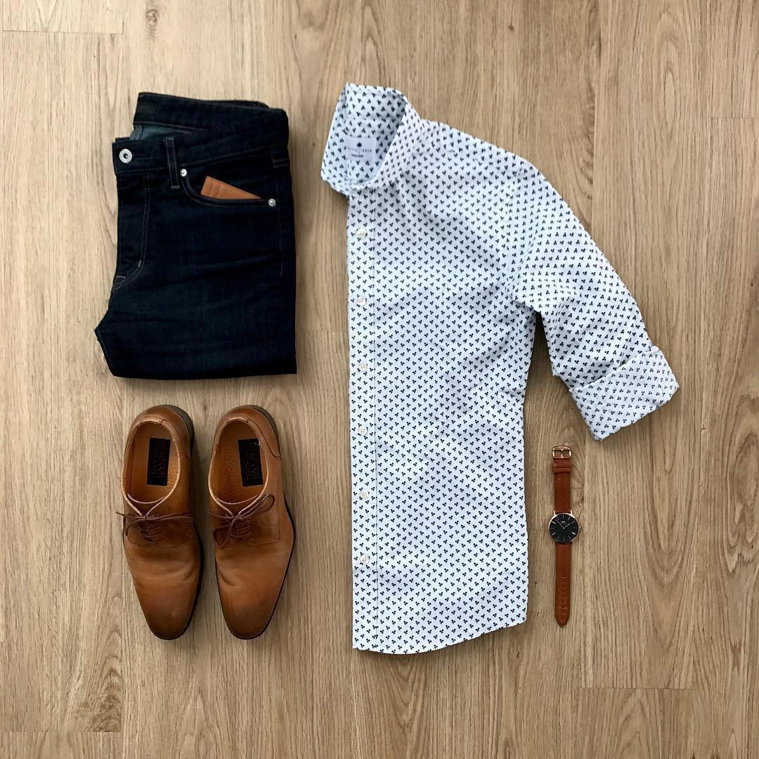 Stylish Outfit Of The Ideas For Men To Copy