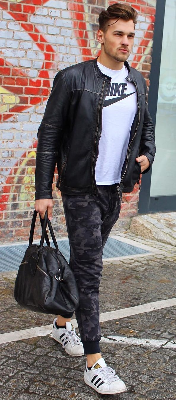 Trendy Athleisure Outfit Ideas For Men To Try