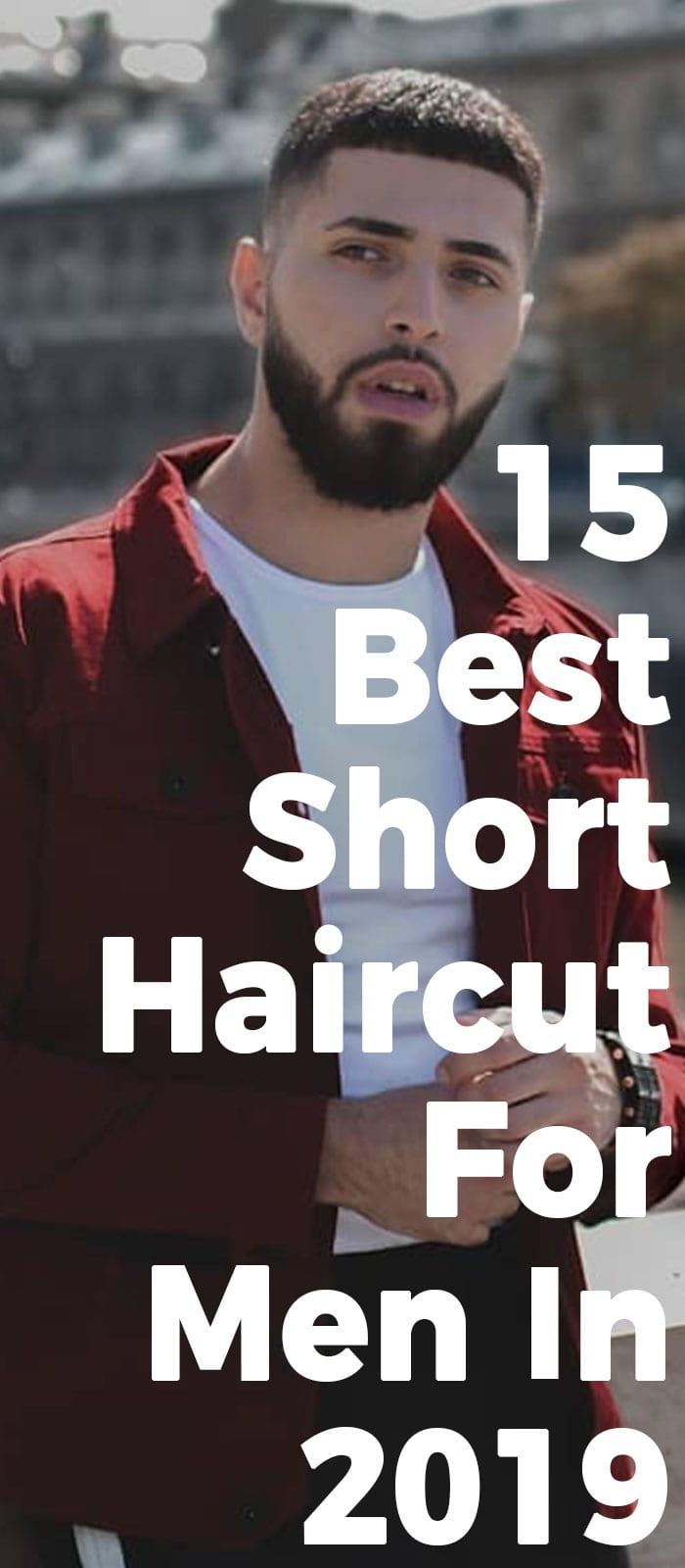 15 Short Haircut Ideas Men Should Not Miss