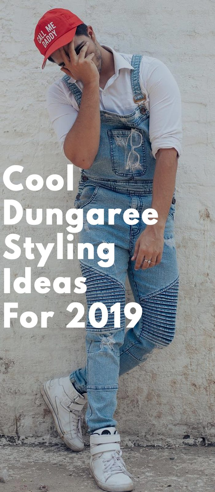 Cool Dungaree Styling Ideas For Men