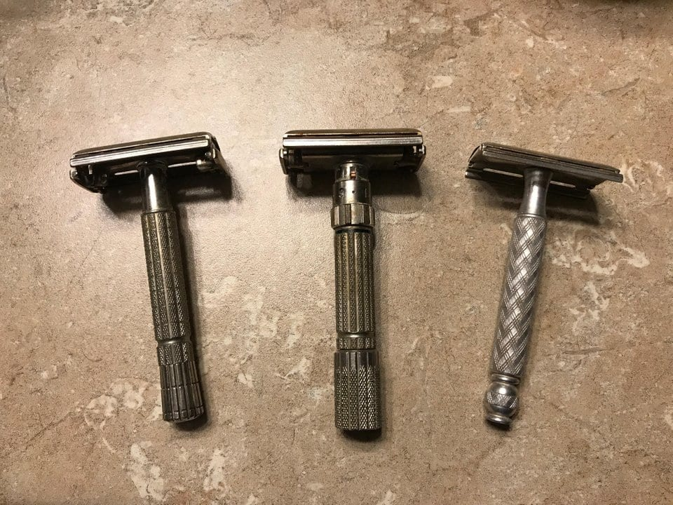 Grooming Mistakes- Using Old Razors