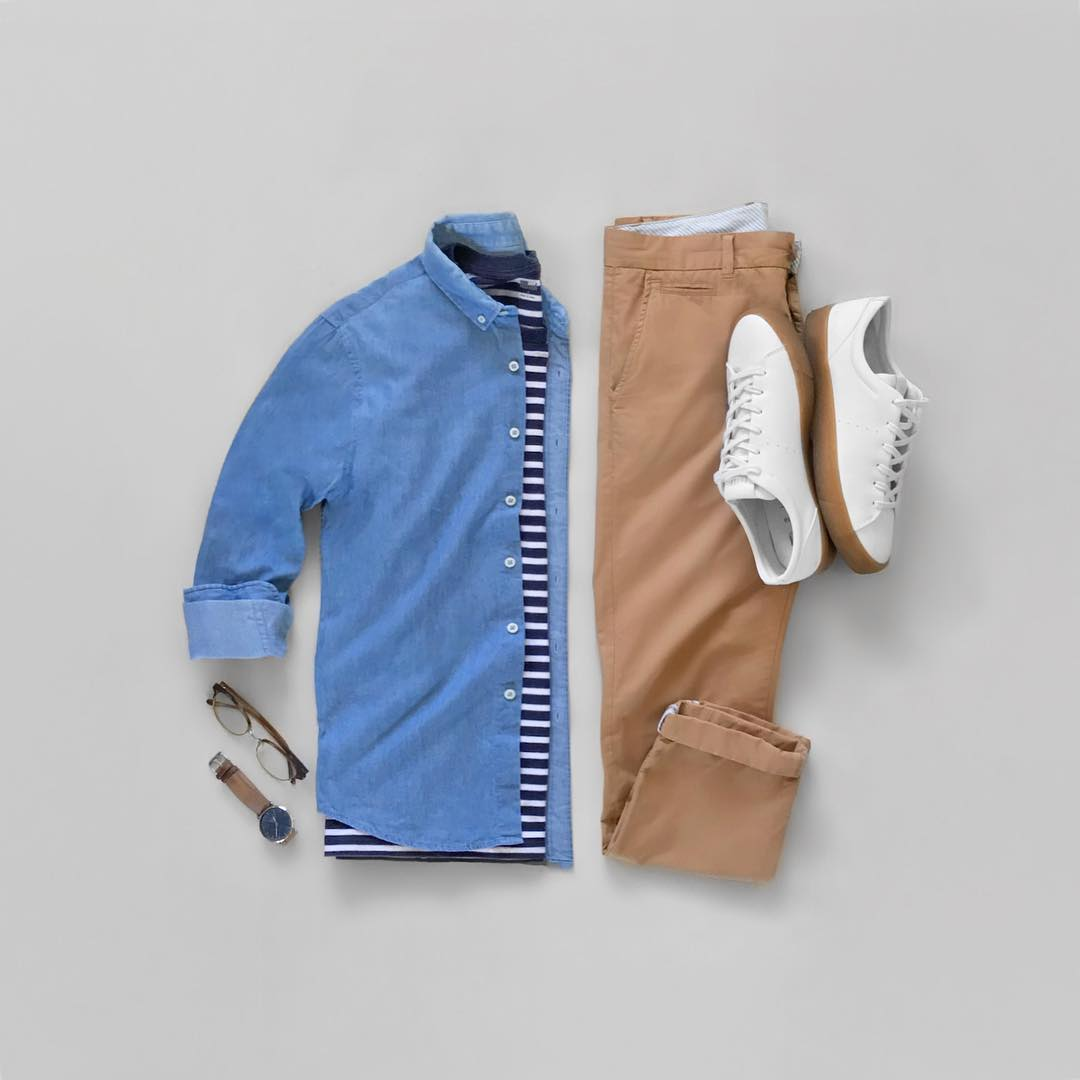 Outfit Of The Day For Men This Week
