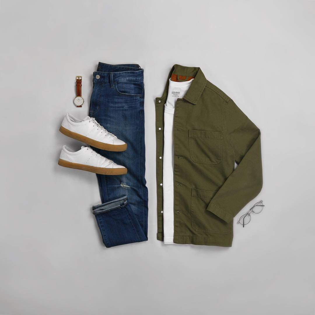 Simple Outfit Of The Ideas For Men To Copy