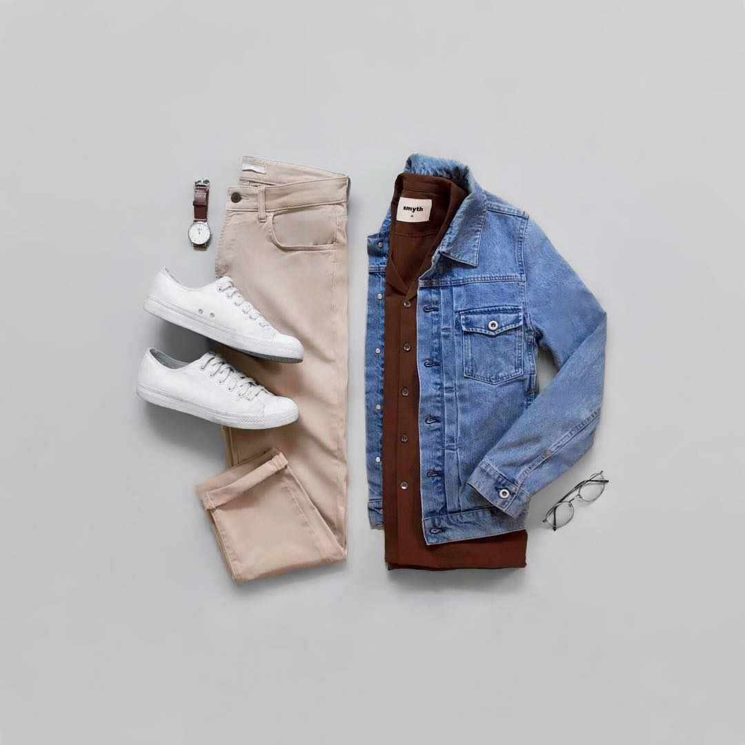 Trendy Outfit Of The Day For Men