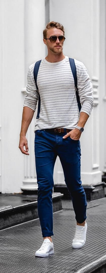 Classy Casual Outfit Ideas For Men