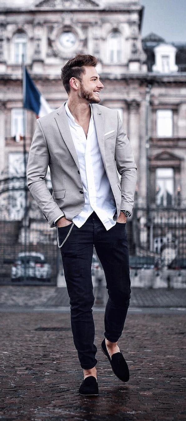 How To Dress Sharp - Stylish Outfit Ideas For Men