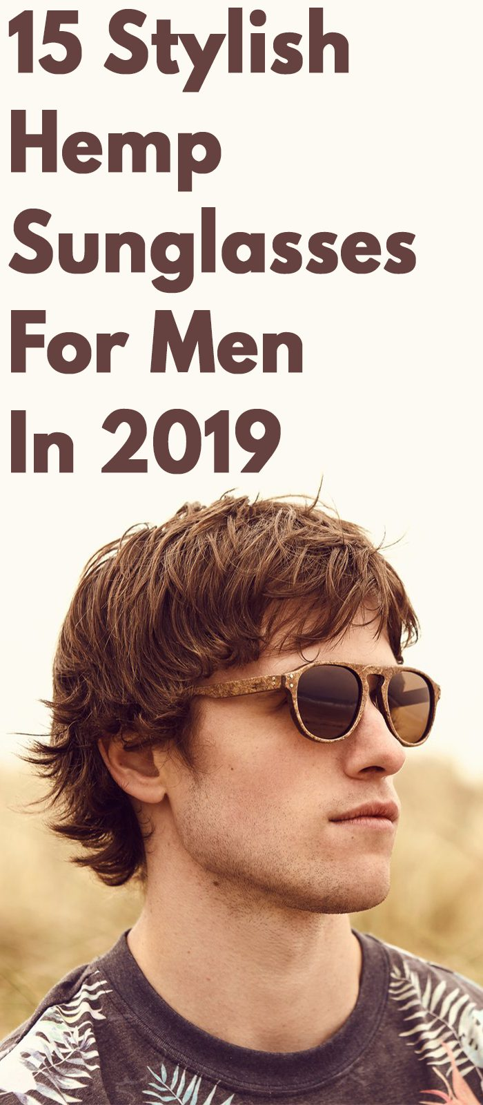 15 Stylish Hemp Sunglasses For Men In 2019